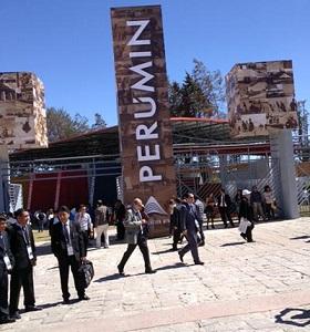 Perumin Trade Show